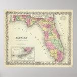 Florida 5 pôsteres