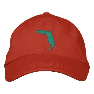 FLORIDA personalizou o chapéu ajustável Boné Bordado