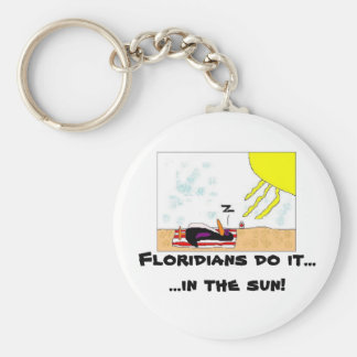 Floridians fá-lo ....... chaveiro