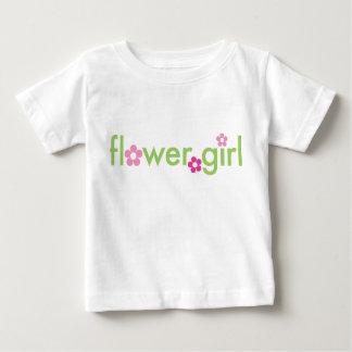 Florista - t-shirt infantil camiseta para bebê
