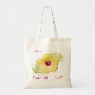 Florista tropical o bolsa personalizado