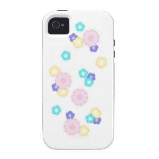 Flower power capinhas para iPhone 4/4S