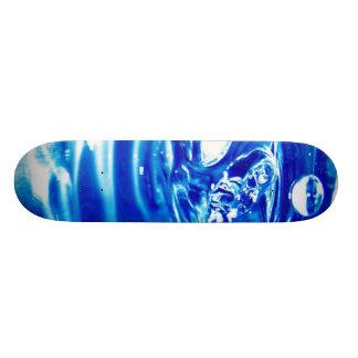 Flowist, água shape de skate 18,4cm