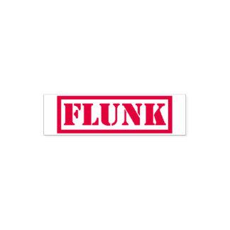 Flunk o selo carimbo de bolso