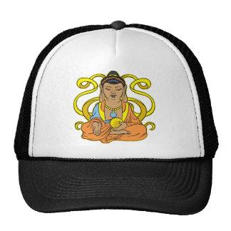 Fluxo de energia de Buddha Boné