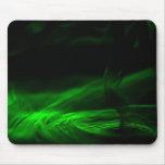 Fluxo/fluoresceína na água mouse pads