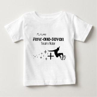 Fluxo-Um-Sete: Camisa infantil do cavaleiro da