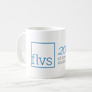 FLVS 20 anos de caneca