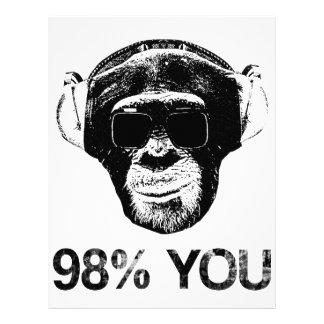FLYER 98% VOCÊ