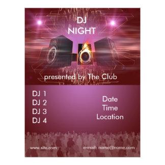 Flyer dj_night_dance_flyer