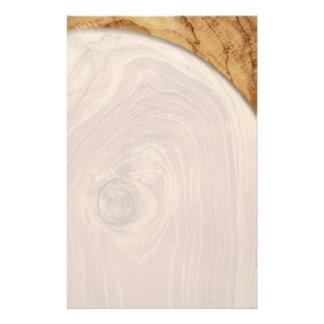 Flyer insecto de madeira do costume da foto da textura