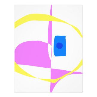 Flyer O círculo amarelo
