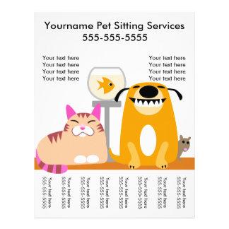 Flyer Pet o insecto do baby-sitter com Tag-cão, gato,
