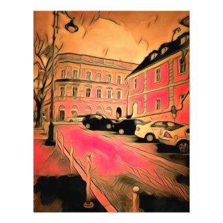 Flyer Pintura de Sibiu