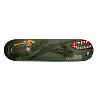 Flying Tigers P-40 Skate