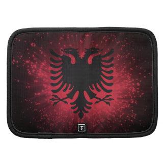 Fogo-de-artifício Bandeira de Albânia Agenda