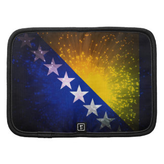 Fogo-de-artifício Bandeira de Bósnia Agendas