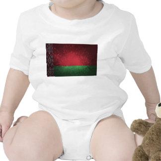Fogo-de-artifício da bandeira de Belarus Camisetas