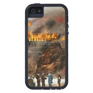 Fogo - fogo 1907 de Cliffside Capa Para iPhone 5