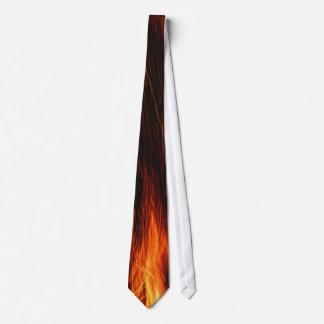 fogo, gravata