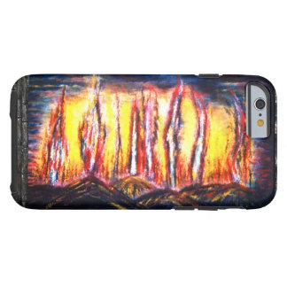 Fogos da fúria capa tough para iPhone 6