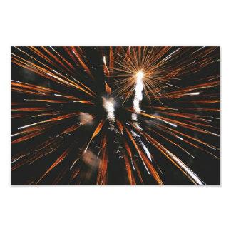 Fogos-de-artifício Impressão De Fotos