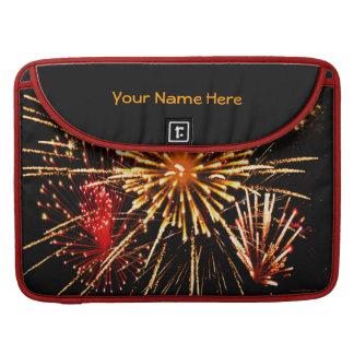 Fogos-de-artifício Bolsas Para MacBook Pro