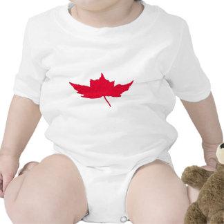 Folha de bordo canadense macacão