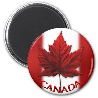 Folha de bordo de Canadá da imã de geladeira da