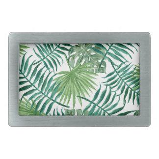 Folha de palmeira botânica tropical da planta