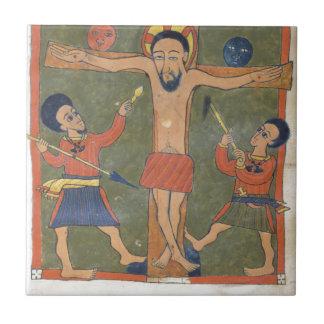 Folha dos evangelho de Gunda Gunde