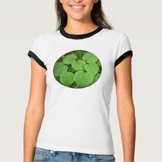 Folhas da limeira tshirt