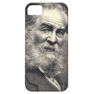 Folhas de Walt Whitman da gravura da grama Capa Barely There Para iPhone 5