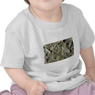 Folhas do Senna Camiseta