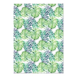 Folhas dos trópicos da ilha havaiana de Monstera