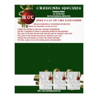 Folhetos relativos à promoção do marketing do panfleto