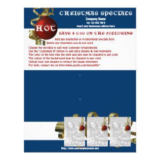 Folhetos relativos à promoção do marketing do panfleto personalizado