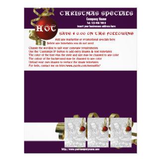 Folhetos relativos à promoção do marketing do negó panfletos personalizados