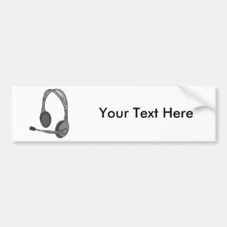 Fones de ouvido - fones de ouvido - auriculares au adesivo para carro