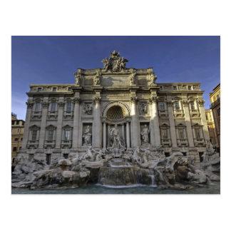 Fontana di Trevi Cartão