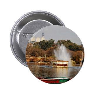 Fonte do lago zoo bóton redondo 5.08cm