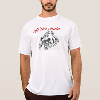 Fora da corrente camiseta