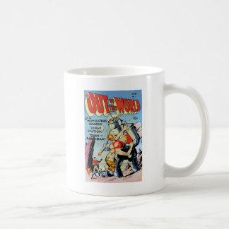 Fora deste mundo #1 caneca de café