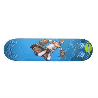 Fora do bot de Spraycan das imagens do mundo Shape De Skate 19,7cm
