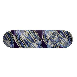 Fora do controle - cometa do Snowball em vôo Skates Personalizados