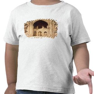 Fora do Taj Mahal, ilustrado provavelmente 'no pH Tshirts