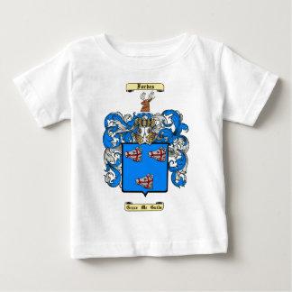 forbes camiseta para bebê
