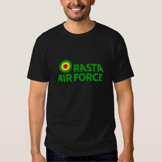 Força aérea de Rasta II T-shirts