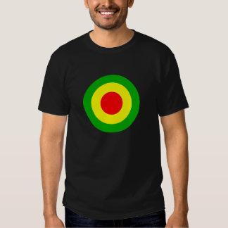 Força aérea de Rasta T-shirt