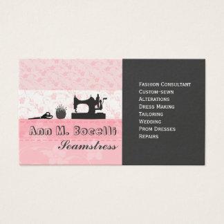 Forma Handmade feminino Moda Cartão De Visitas